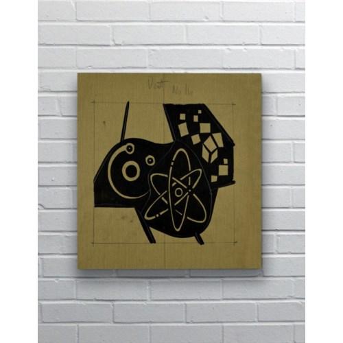 Ari Milner Atom-Decorative Elements