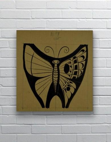 Ari Milner Butterfly-Decorative Elements
