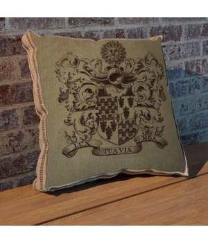 Sun Crest pillow