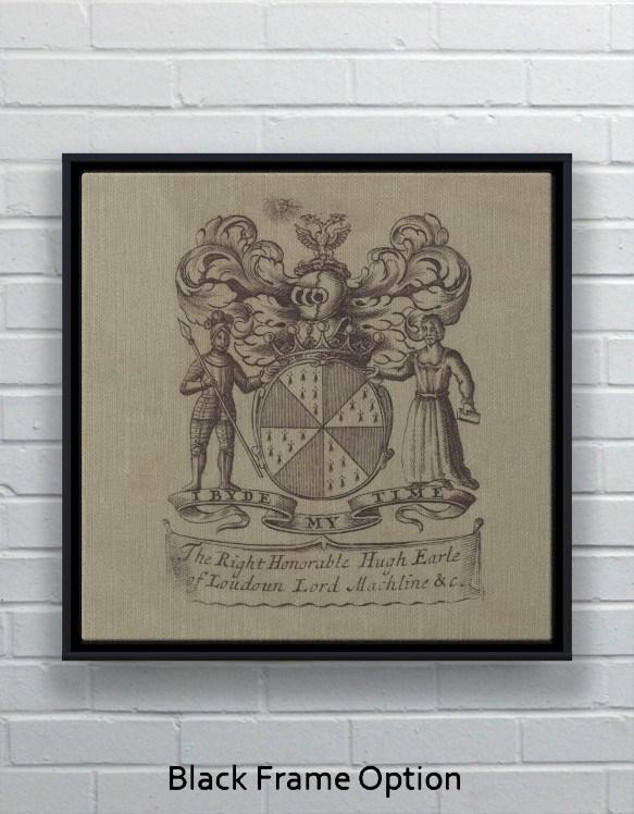 Knight Crest -Decorative Elements