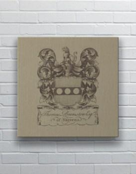 Lions Crest -Design Elements