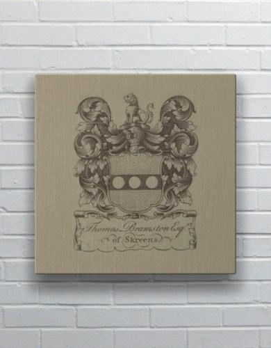 Lions Crest -Decorative Elements