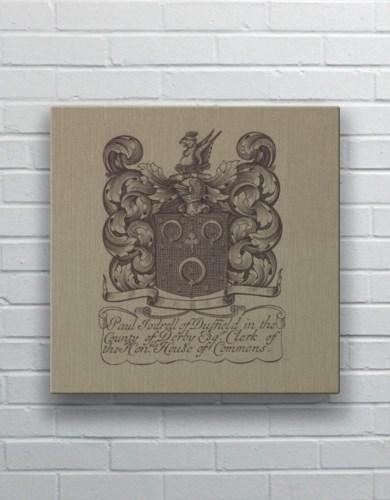 Phoenix Crest II-Decorative Elements