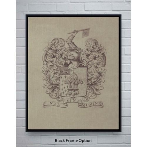 Fleur Crest-Design Elements