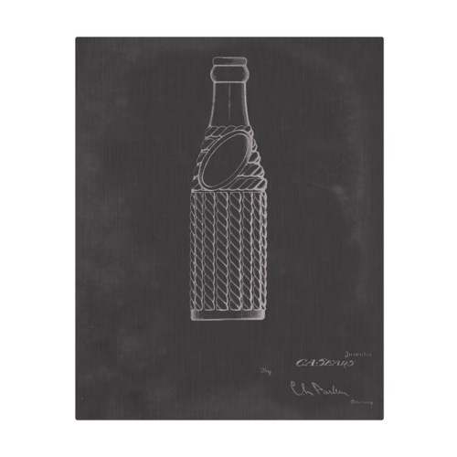 Vintage Soda Bottle II color