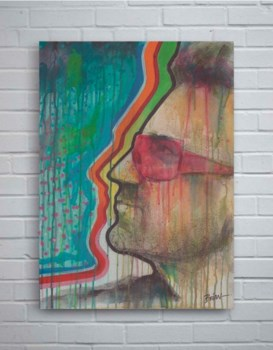 Bono-Fashion and Figurative