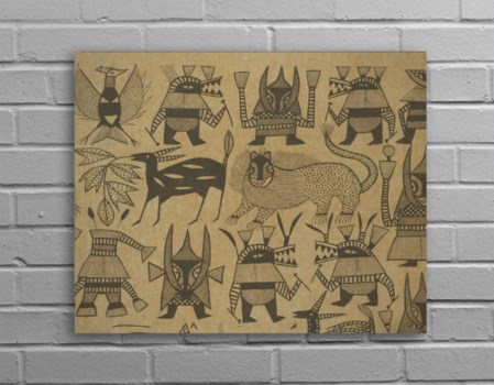 Tribal Art-Asian and World Culture