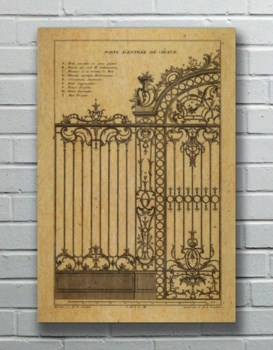 IRON GATE 02 Hemp Panel-Architecture