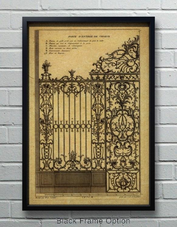 IRON GATE 03 Hemp Panel-Architecture