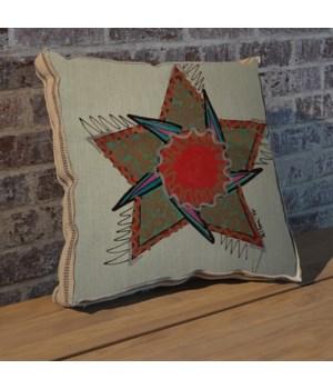 Alton Star pillow-Decorative Elements