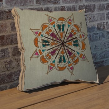 Alton Mandella I pillow-Decorative Elements