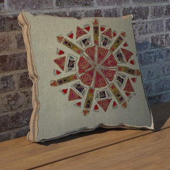 Alton Mandella II pillow-Decorative Elements