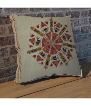 Alton Mandella II pillow-Decorative Elements