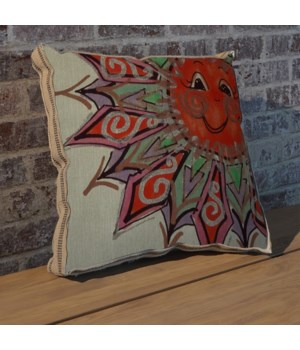 Alton Sun Right pillow-Decorative Elements