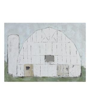 Barn and Silo - Architecture