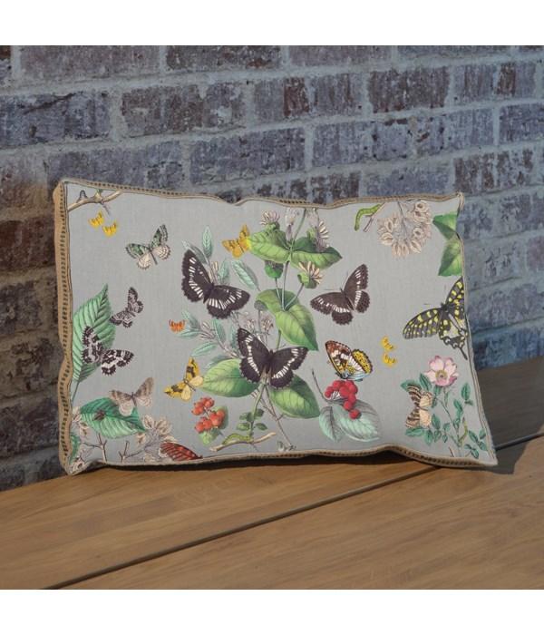 Butterflies pillow