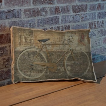 Bicycle pillow-Transportation and Travel