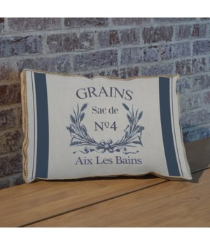 Grain Sac pillow