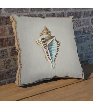 Shell A pillow