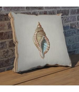 Shell B pillow