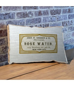Rose water pillow-Fashion and Figurative