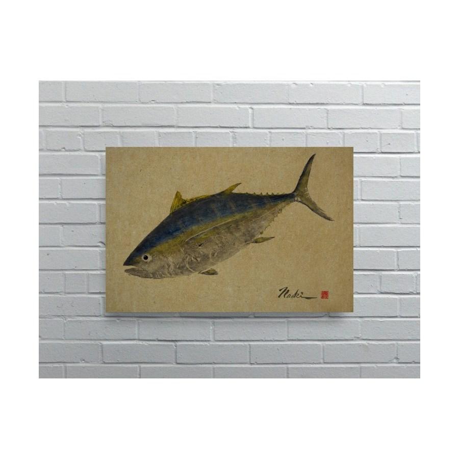 2708  Naoki Art Collection Hemp Panel