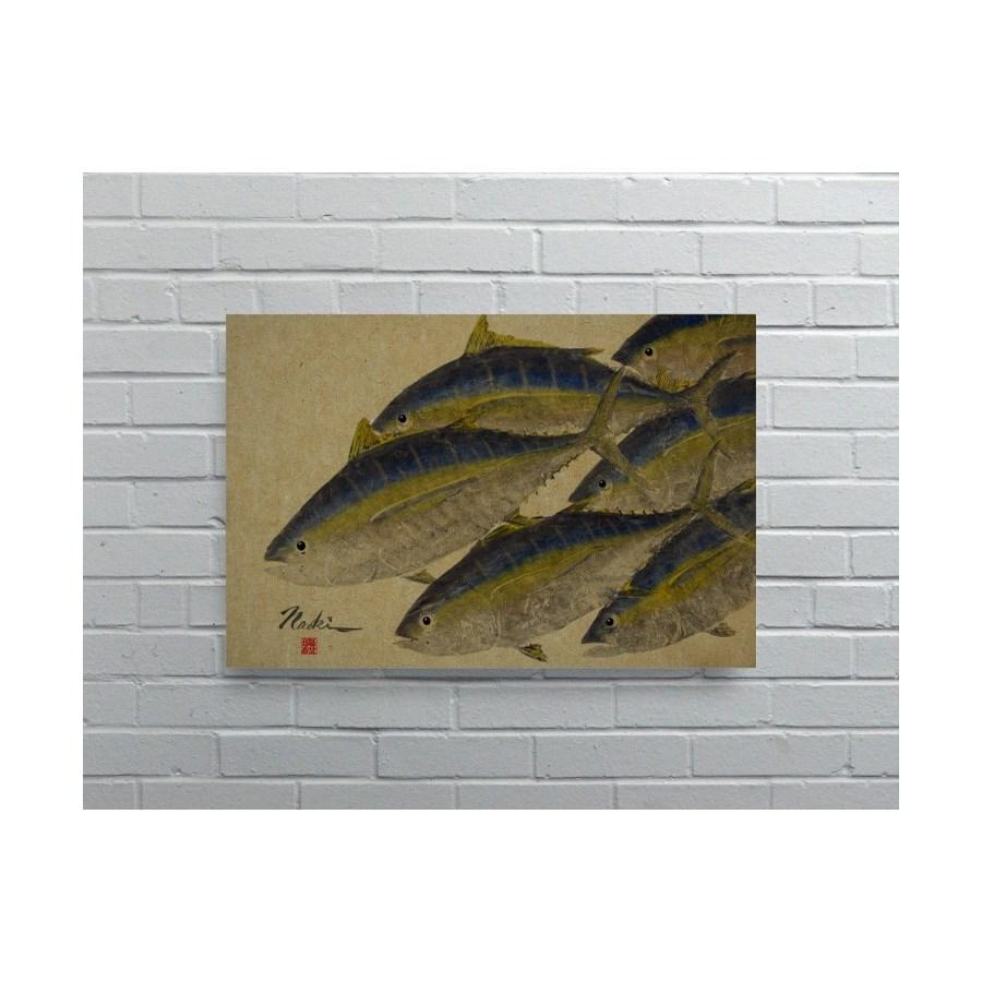 2767  Naoki Art Collection Hemp Panel
