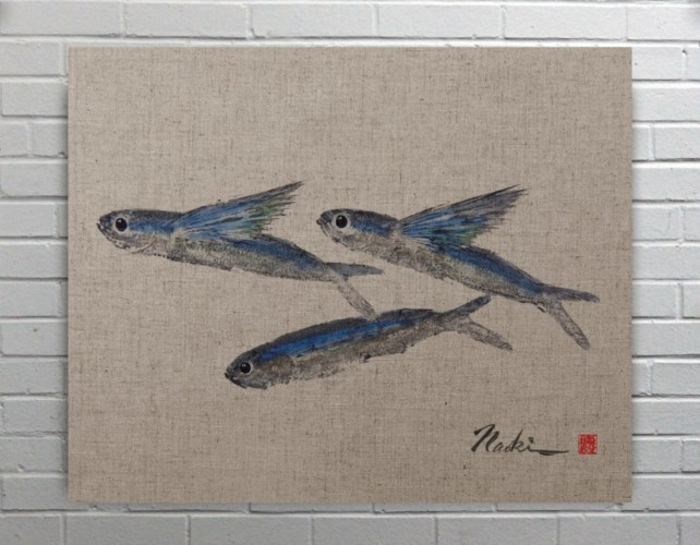 1908 - Naoki Art Collection-Animals and Nature