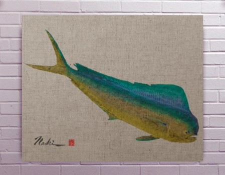 1909 - Naoki Art Collection-Animals and Nature