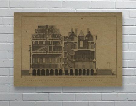 HOUSE 03 Hemp Panel-Architecture