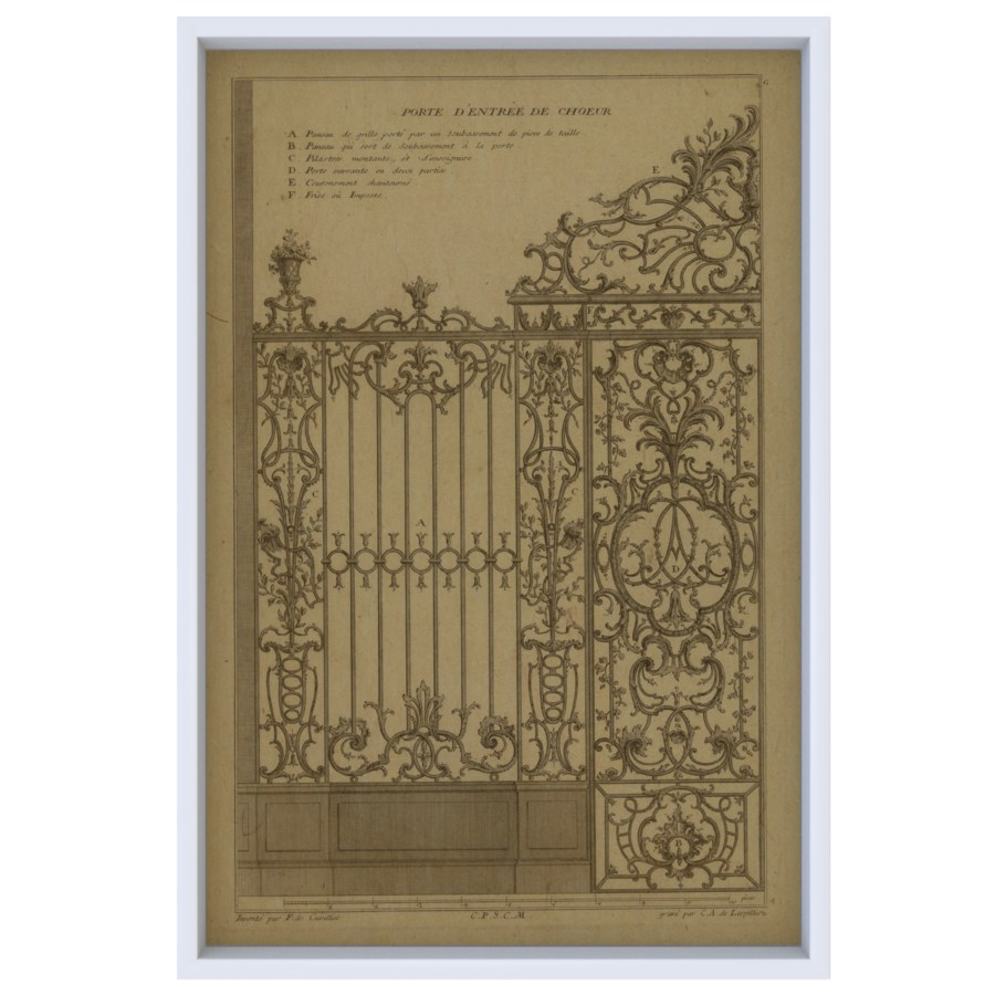 Iron Gate 03 Hemp Panel