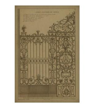 Iron Gate 03 Hemp Panel
