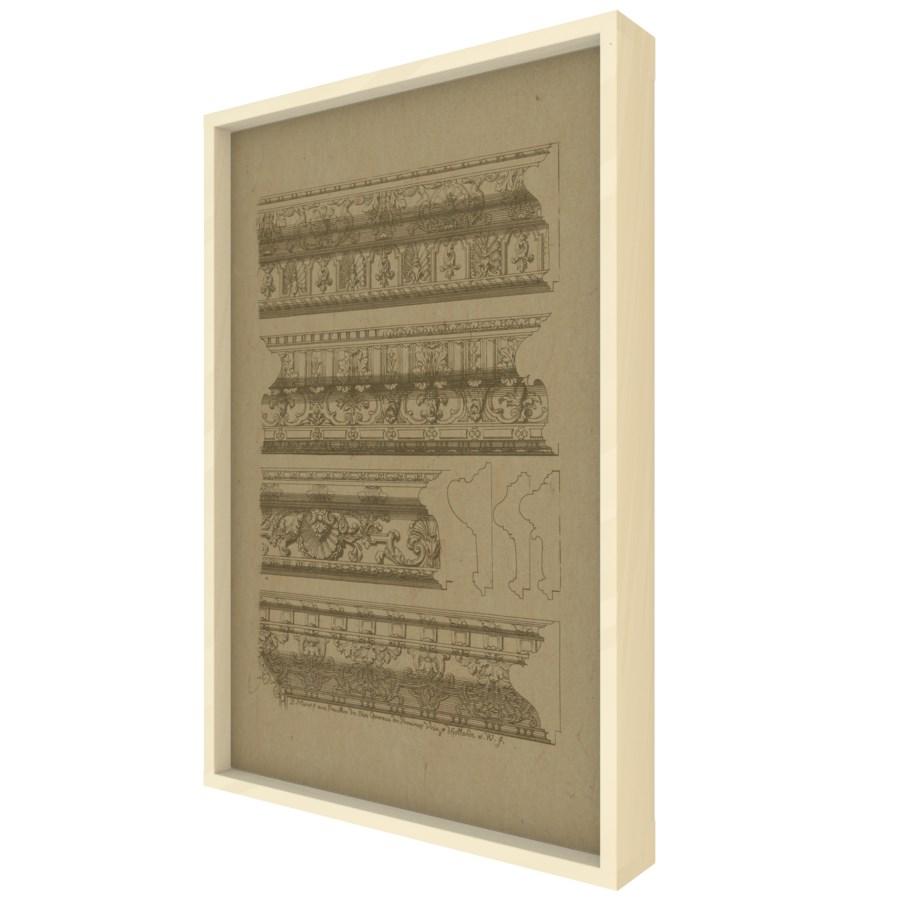 Moulding Hemp Panel