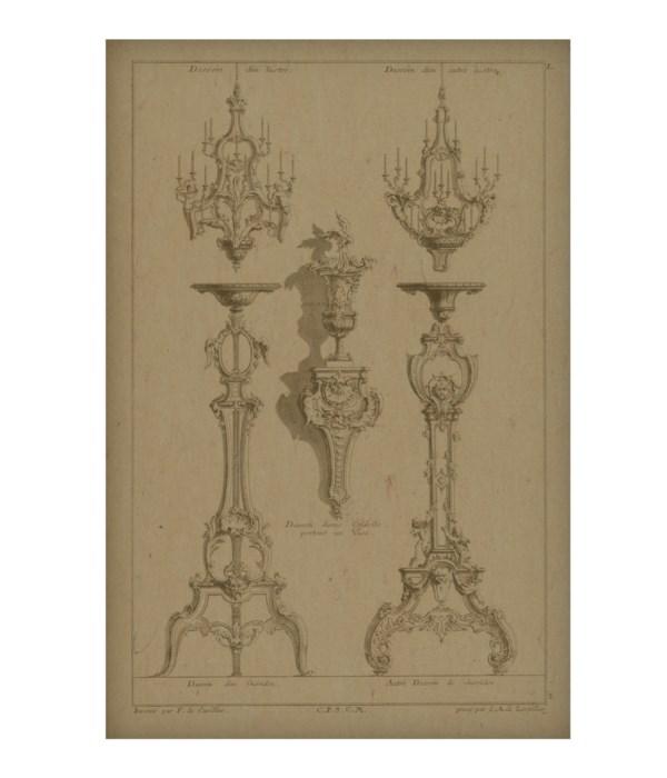 Sconces and Lighting Hemp Panel