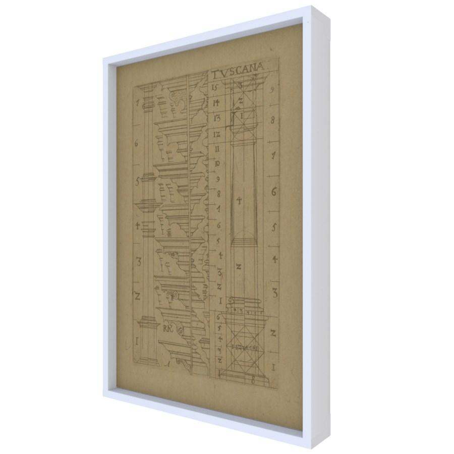 Tuscana Mouldings Hemp Panel