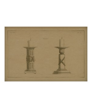 Candlestick Hemp Panel