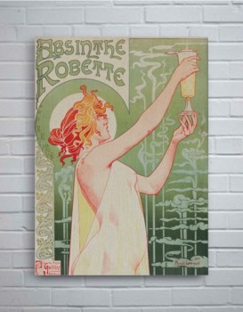 Absinthe-Fashion and Figurative