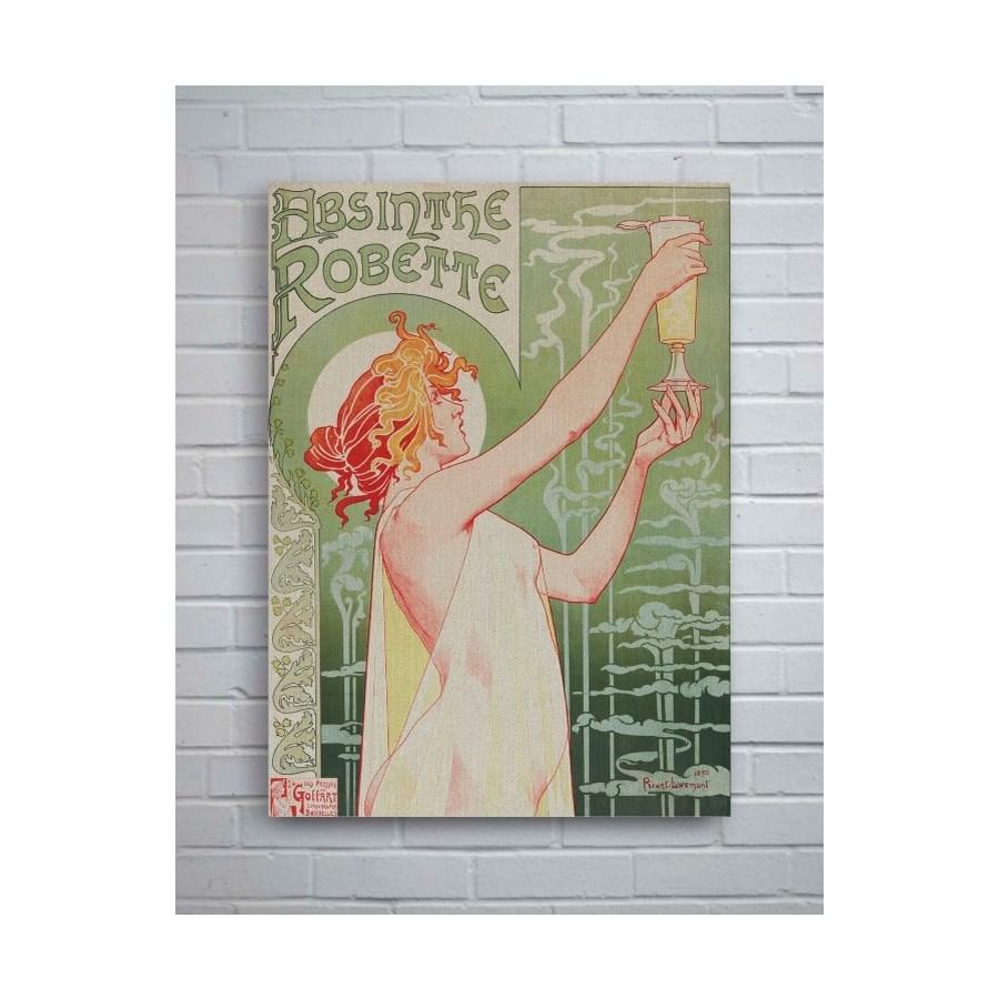 Absinthe-Fashion and Figurative