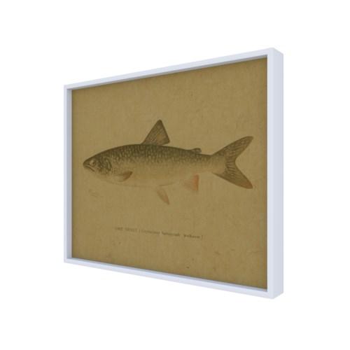 Fish III hemp art