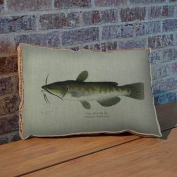 Bullhead Catfish pillow-Animals and Nature