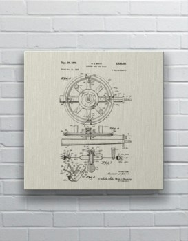 Fishing Reel drawing-Entertainment and Leisure