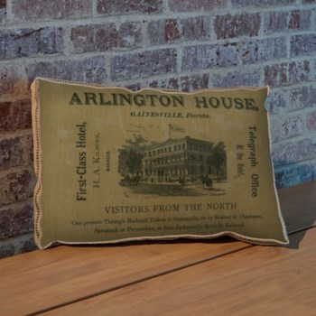 Arlington House pillow-Holiday and Inspirational