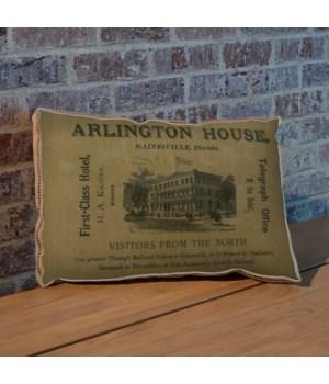 Arlington House pillow-Holiday and Inspirational