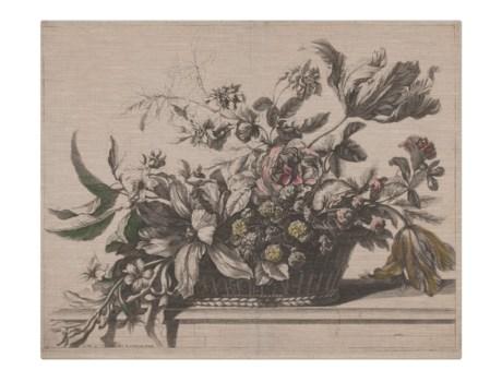 Flower Basket -Botanical