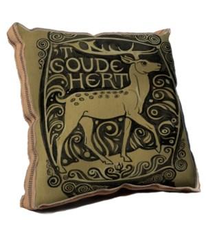 Goude Hert Deer pillow -Animal
