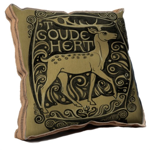 Goude Hert Deer pillow -Animal