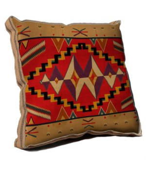American Indian I pillow-Decorative Elements