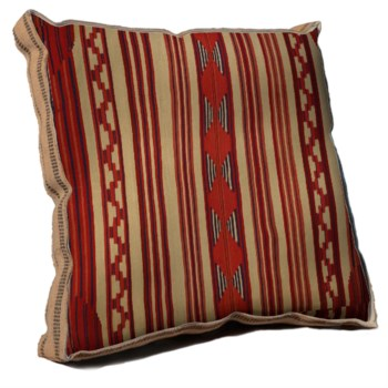 American Indian III pillow-Decorative Elements