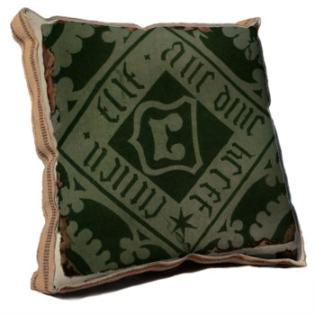 Elle pillow -Decorative Elements