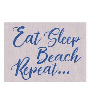 Eat Sleep Beach -Holiday and Inspiration